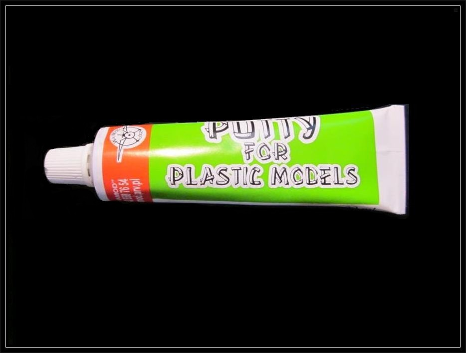 Tmel PUTTY FOR PLASTIC MODELS